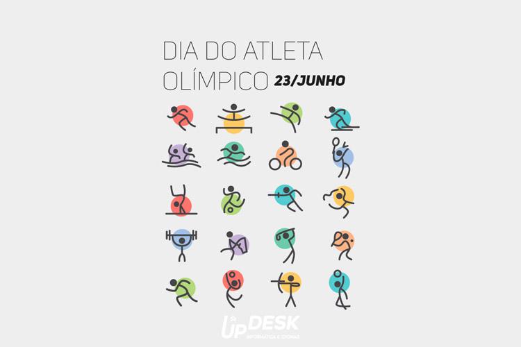 23 de junho - O Dia do Atleta Olímpico