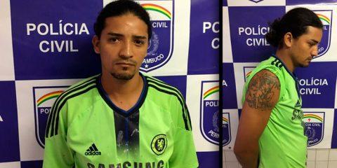 Juciel Rodrigues é acusado de latrocínio – Foto: Divulgação
