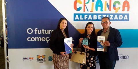 Solidão adere ao Programa Criança Alfabetizada