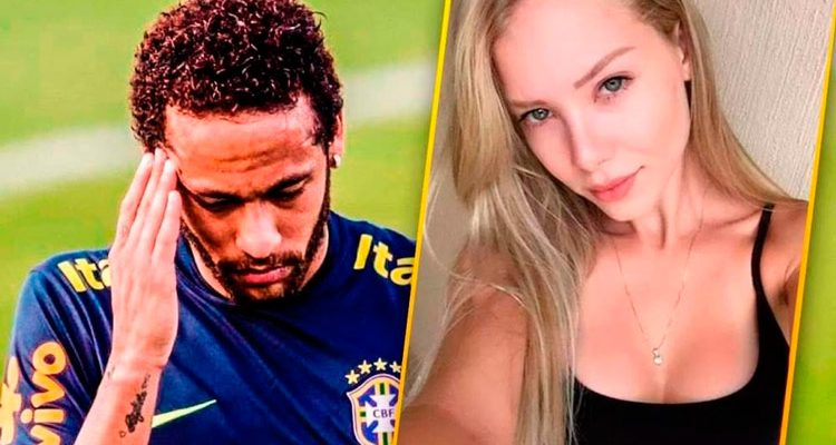 Vaza suposto vídeo de encontro entre Neymar e modelo que o acusa de estupro
