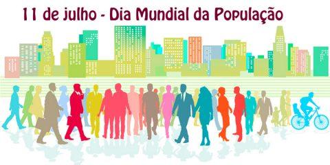 11 de julho - Dia Mundial da População