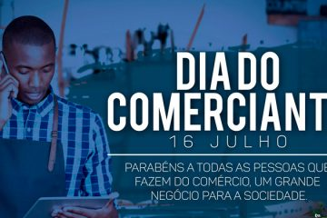 16 de julho - Dia do Comerciante