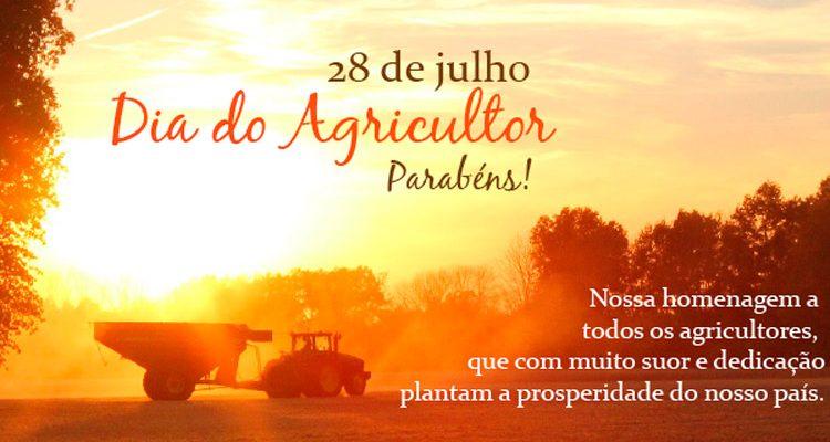 28 de julho - Dia do Agricultor