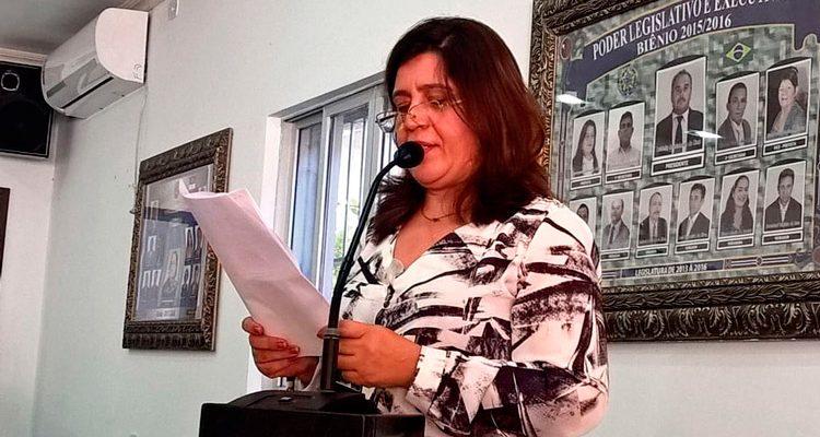 Novas contas da ex-prefeita Cida Oliveira é julgada irregular pelo TCE