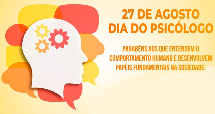 27 de agosto - Dia do Psicólogo