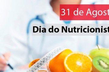 31 de agosto - Dia do Nutricionista