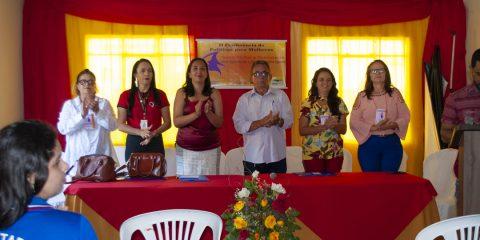 Solidão vivenciou a II Conferência de Politicas das Mulheres