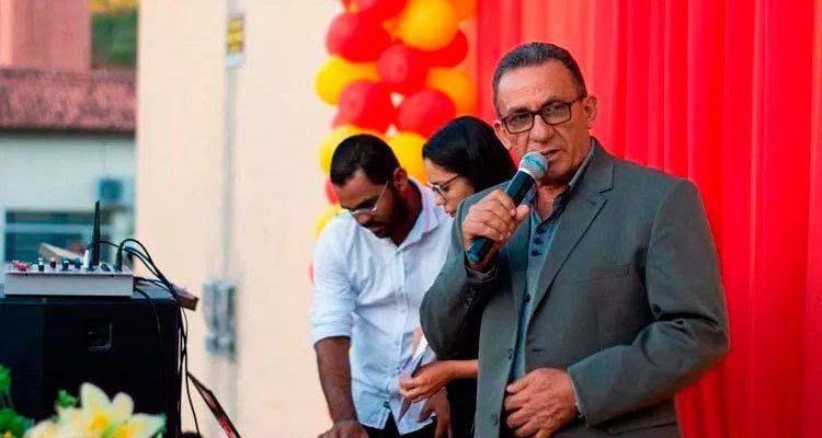 Djalma Alves é o novo presidente do PSB em Solidão