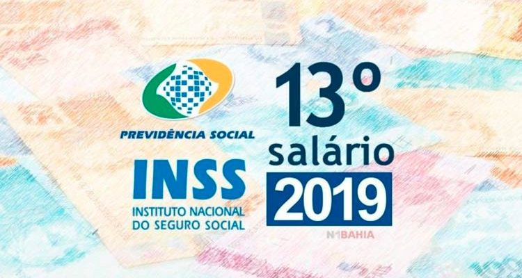 INSS começa a pagar 1ª parcela do 13º dos aposentados em 26 de agosto