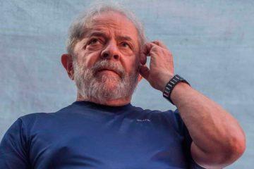 Lula diz a advogados que não quer ir para o regime semiaberto