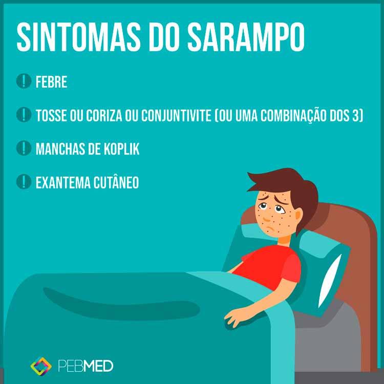 Sarampo: saiba mais sobre prevenção, diagnóstico e tratamento dessa doença