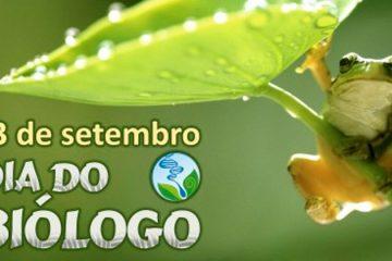 3 de setembro - Dia do Biólogo