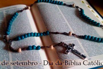 30 de setembro - Dia da Bíblia Católica