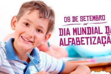 8 de setembro - Dia Mundial da Alfabetização