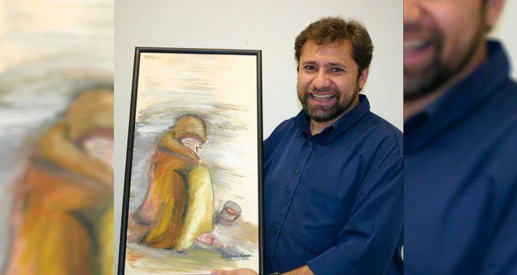 Artista Eduardo Lima, natural de Solidão faz sucesso em todo o mundo