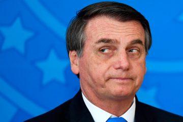 Bolsonaro teme 'risco de inanição' no governo