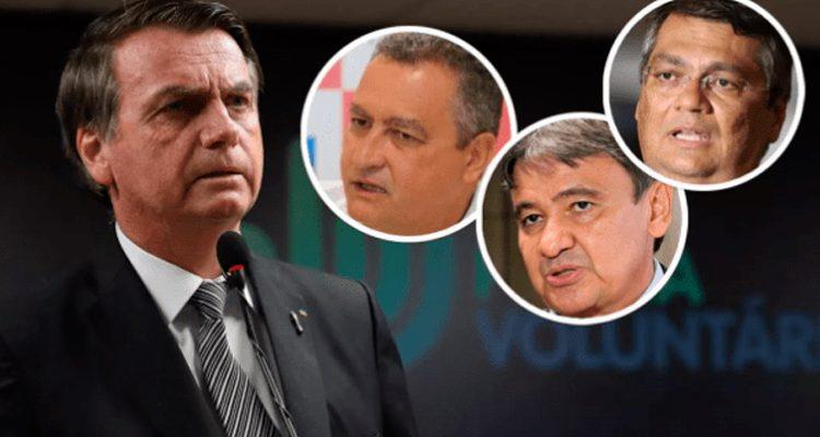 """Governadores do Nordeste dizem que """"PSL"""" será dizimado na região em 2020"""