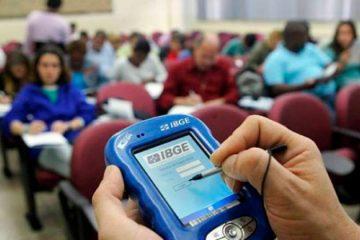 IBGE publica edital para preenchimento de 2.658 postos de trabalho para Censo