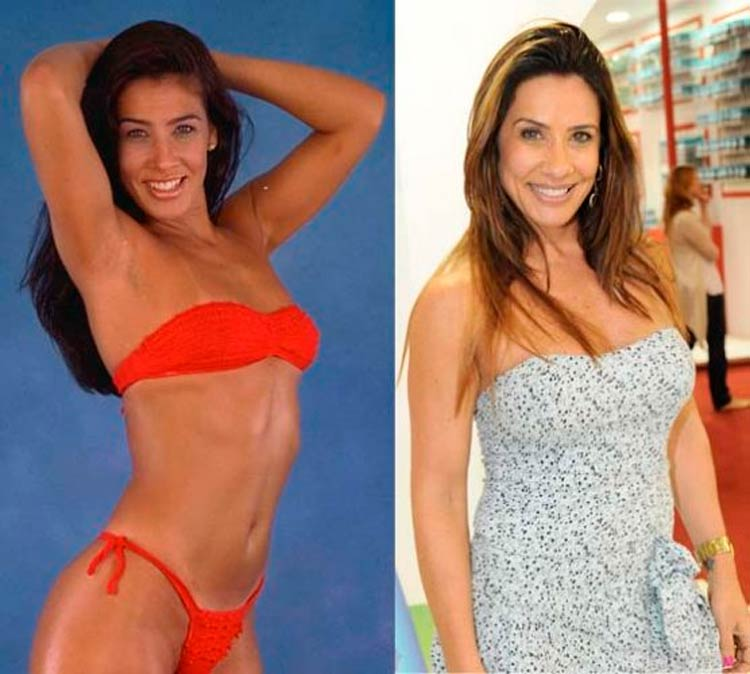 Veja o antes e depois de 8 musas dos anos 90 e 2000
