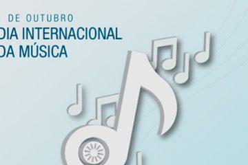 1º de outubro - Dia Internacional da Música