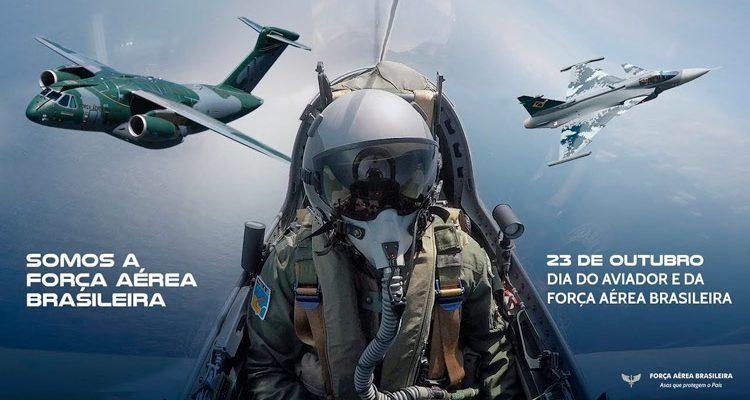 23 de outubro - Dia da Força Aérea Brasileira