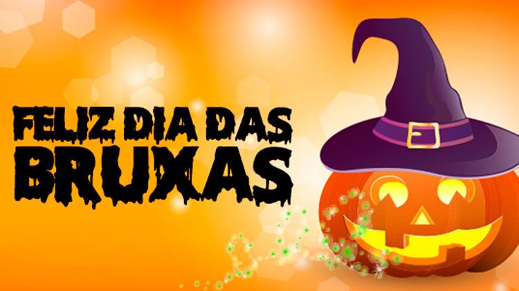 31 de outubro: Dia das Bruxas - Halloween