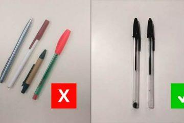 Esqueça o meme da caneta azul: no Enem 2019, só vale a preta