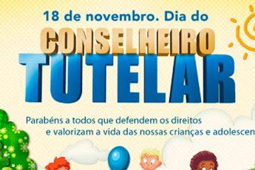 18 de Novembro - Dia do Conselheiro Tutelar
