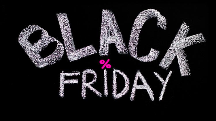 29 de Novembro - Black Friday