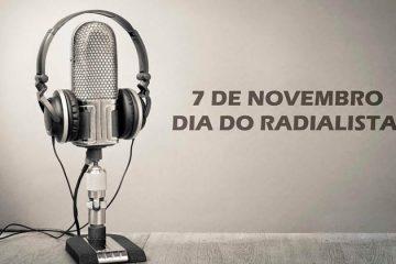 7 de novembro - Dia do Radialista