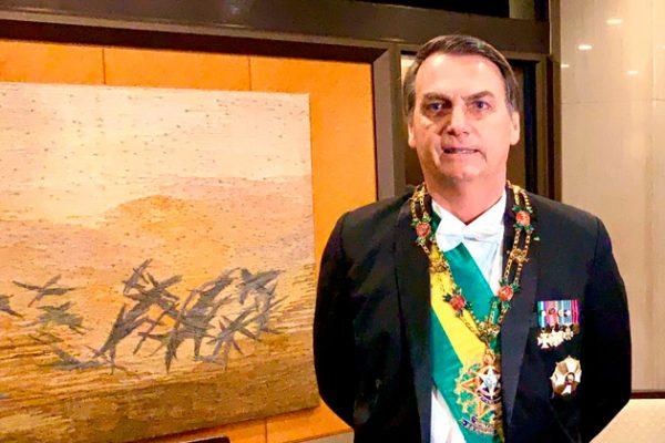 Bolsonaro revela que preferia 'príncipe' como vice no lugar de Mourão