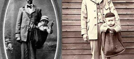 Como era a vida das crianças enviadas pelo correio no século passado?