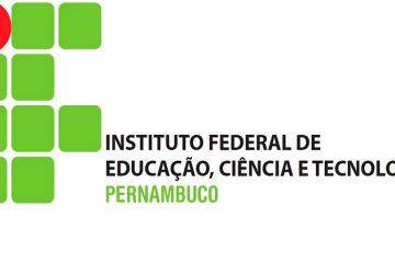 IFPE: inscrições para o vestibular 2020.1 terminam nesta quinta