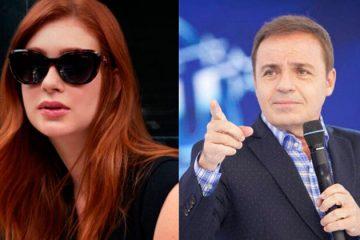Marina Ruy Barbosa critica pessoas que fazem selfies em velório de Gugu