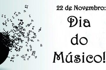 O Dia do Músico é comemorado anualmente em 22 de novembro.