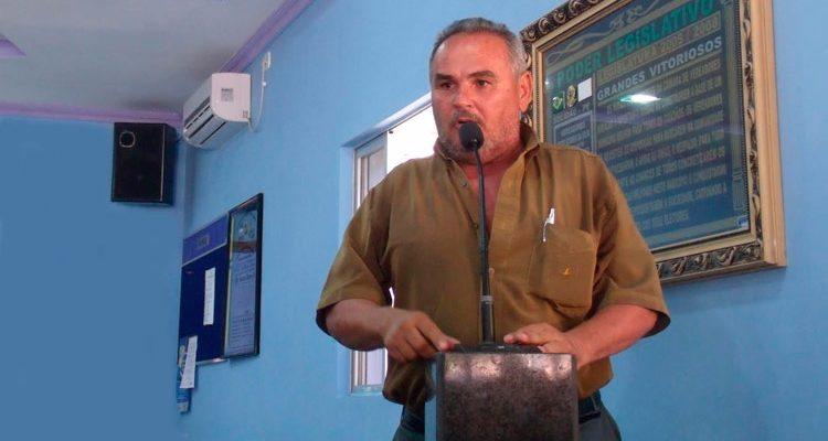 O Presidente Antônio Bujão procurou o Ministério Público para comunicar a desistência do leilão e o pedido de mediação para que o valor seja devolvido.