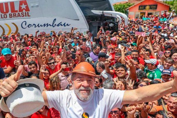 Primeira parada de Lula no Nordeste deve ser no Recife