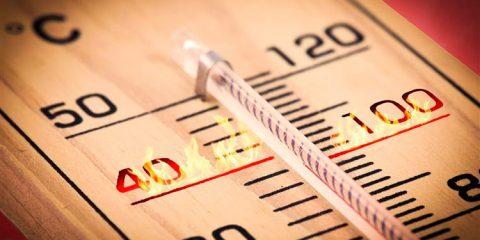 Sertão de Pernambuco deve registrar temperaturas próximas de 40ºC