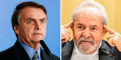 Lula e Bolsonaro polarizam sobre como tratar ladrão de celular