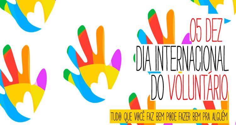 5 de dezembro - Dia Internacional do Voluntário