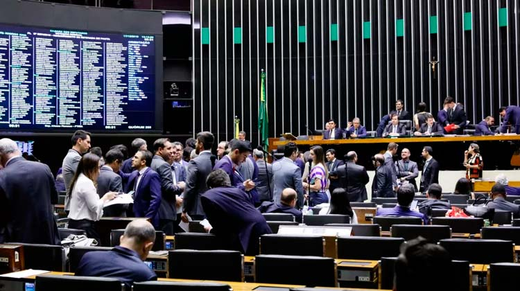 Câmara aprova em 1º turno PEC que amplia recursos repassados aos municípios