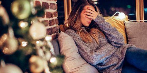 Como lidar com a tristeza de final de ano