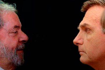 """Lula está mesmo """"fora do baralho"""", como diz Bolsonaro?"""