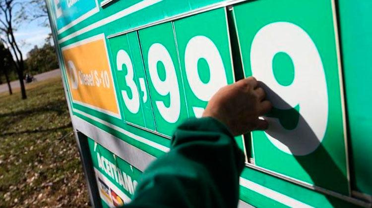 Petrobras sobe preço do diesel em 3% a partir deste sábado