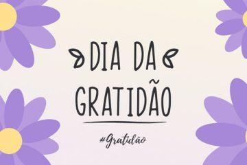 6 de janeiro - Dia da Gratidão