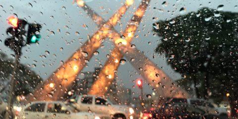 Alerta amarelo de chuvas intensas para o sertão Pernambucano