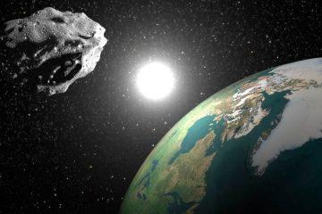 Asteroide com quase 200 metros de diâmetro vai passar próximo à Terra