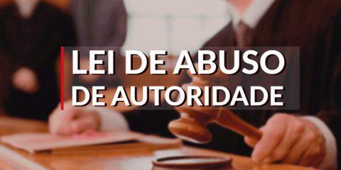 Contestada no Supremo, lei de abuso de autoridade entra em vigor