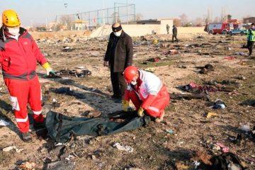 Queda de avião no Irã deixa ao menos 170 mortos