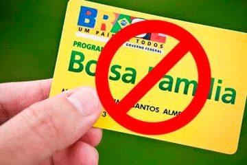 Saiba como evitar o cancelamento do Bolsa Família este ano